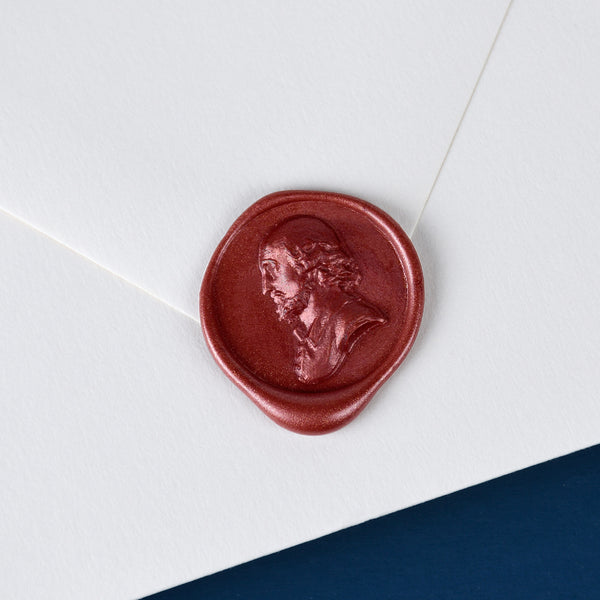 Shakespeare Wax Seal Stamp