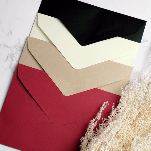 C6 Color Envelopes