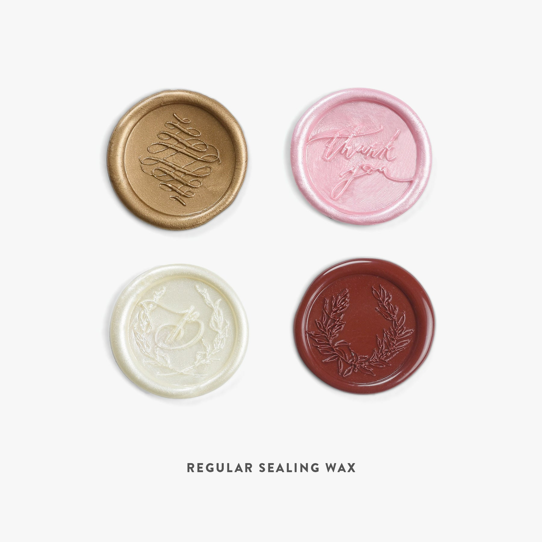 Custom Self Adhesive Wax Seals