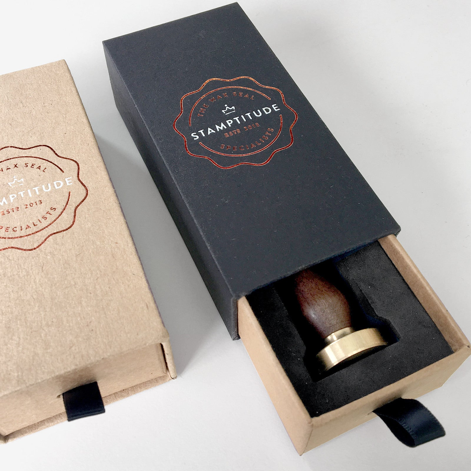 Wax Seal Gift Box