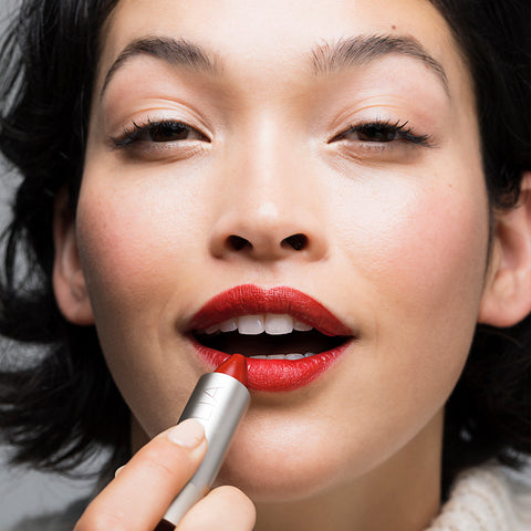 Credo Holiday Looks - Bold Lip