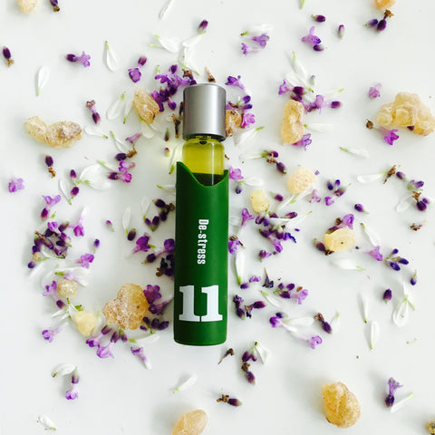 De-stress 21 Drops Essential Oils