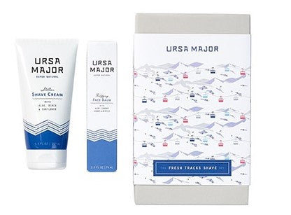 Ursa Major SHave Set Gift Credo