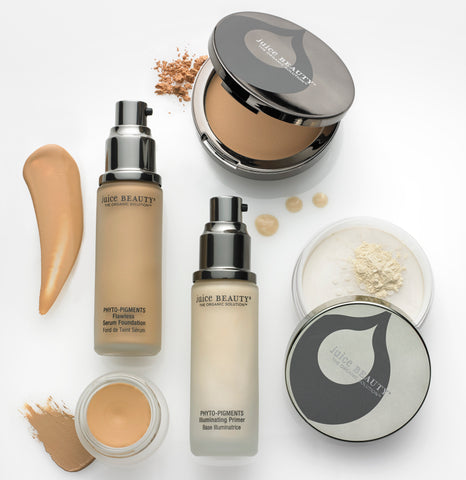 Juice Beauty Foundations, Credo