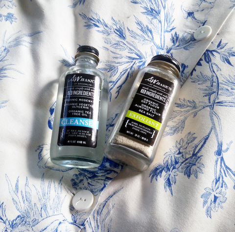 SW Basics Cleanser and Exfoliant