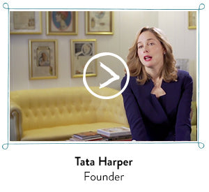 Tata Harper Video