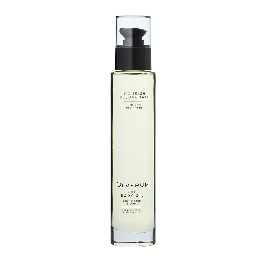 The Body Oil by Olverum