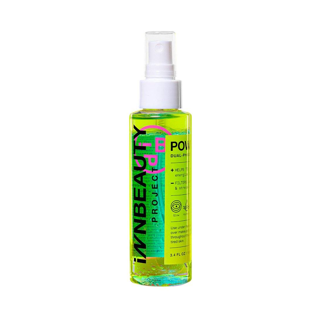Power Up Dual-Phase Face Mist