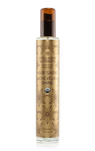 Hair Shine Spray USDA Certified Organic