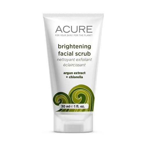 Acure Organics Travel Size Brightening Facial Scrub