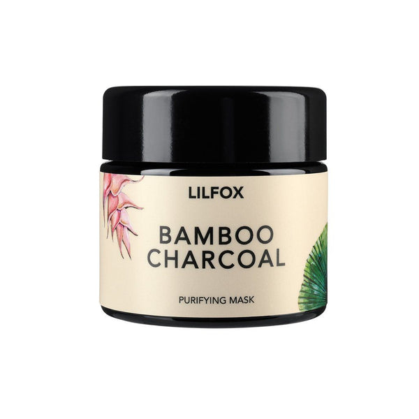 Bamboo Charcoal Purifying Mask