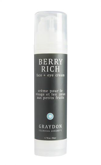 Berry Rich Face + Eye Cream