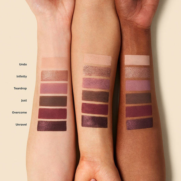 The Necessary Eyeshadow Palette Cool Nude