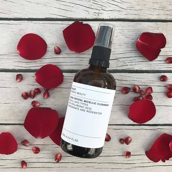 Liquid Crystal Micellic Cleanser by Evolve Organic Beauty #6