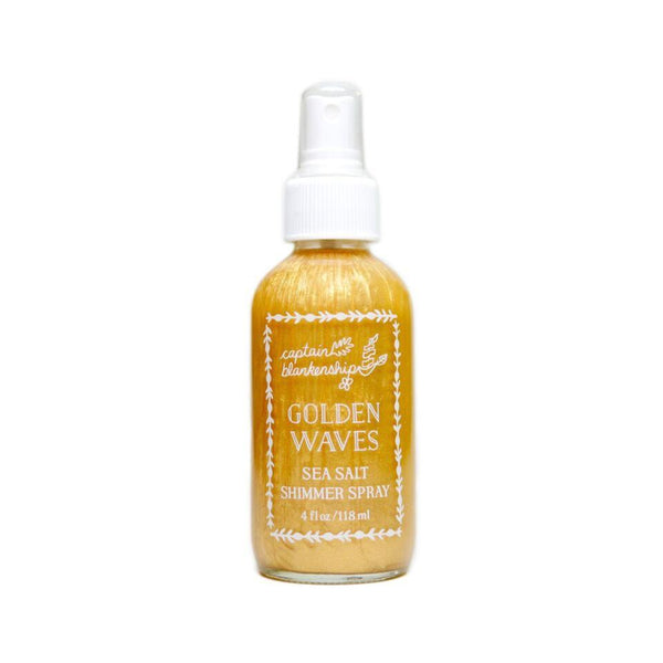Golden Waves Sea Salt Shimmer Spray