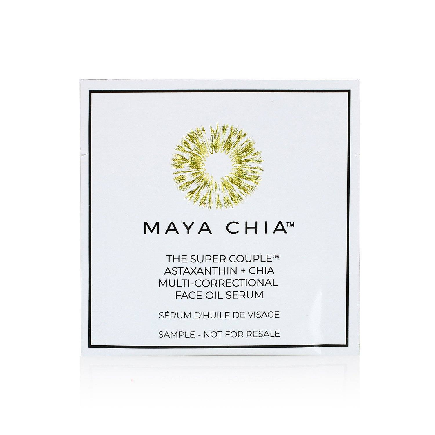 Sample Maya Chia Super Couple