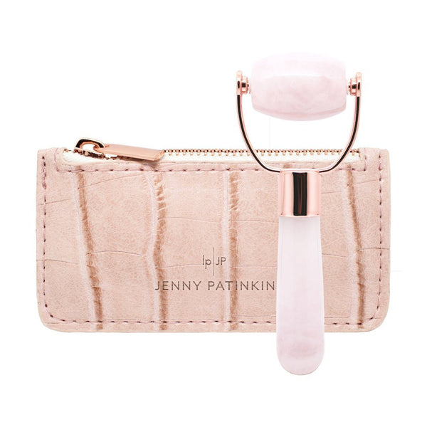 Rose on Rose Face Roller Petite