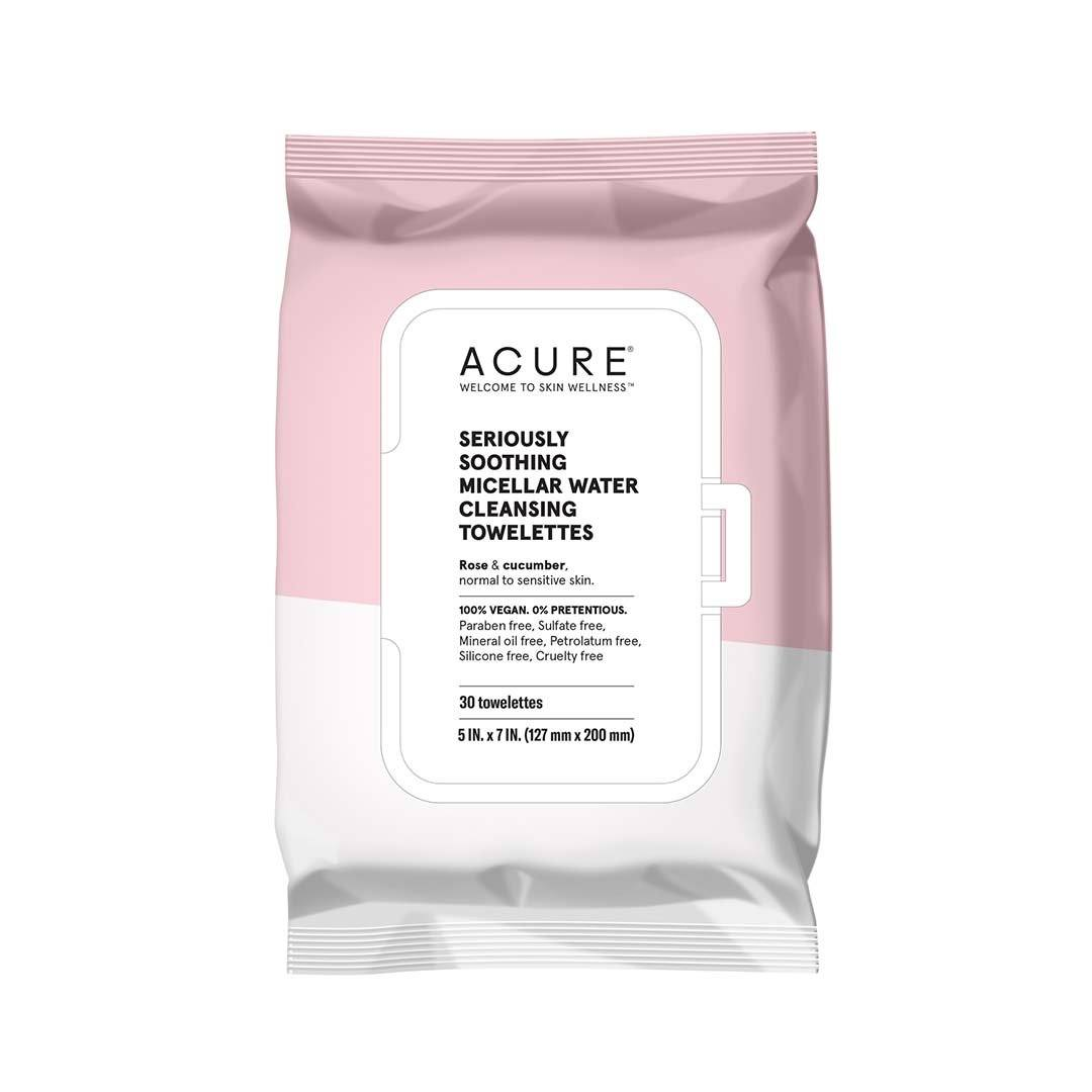 Seriously Soothing Micellar Water Towelettes