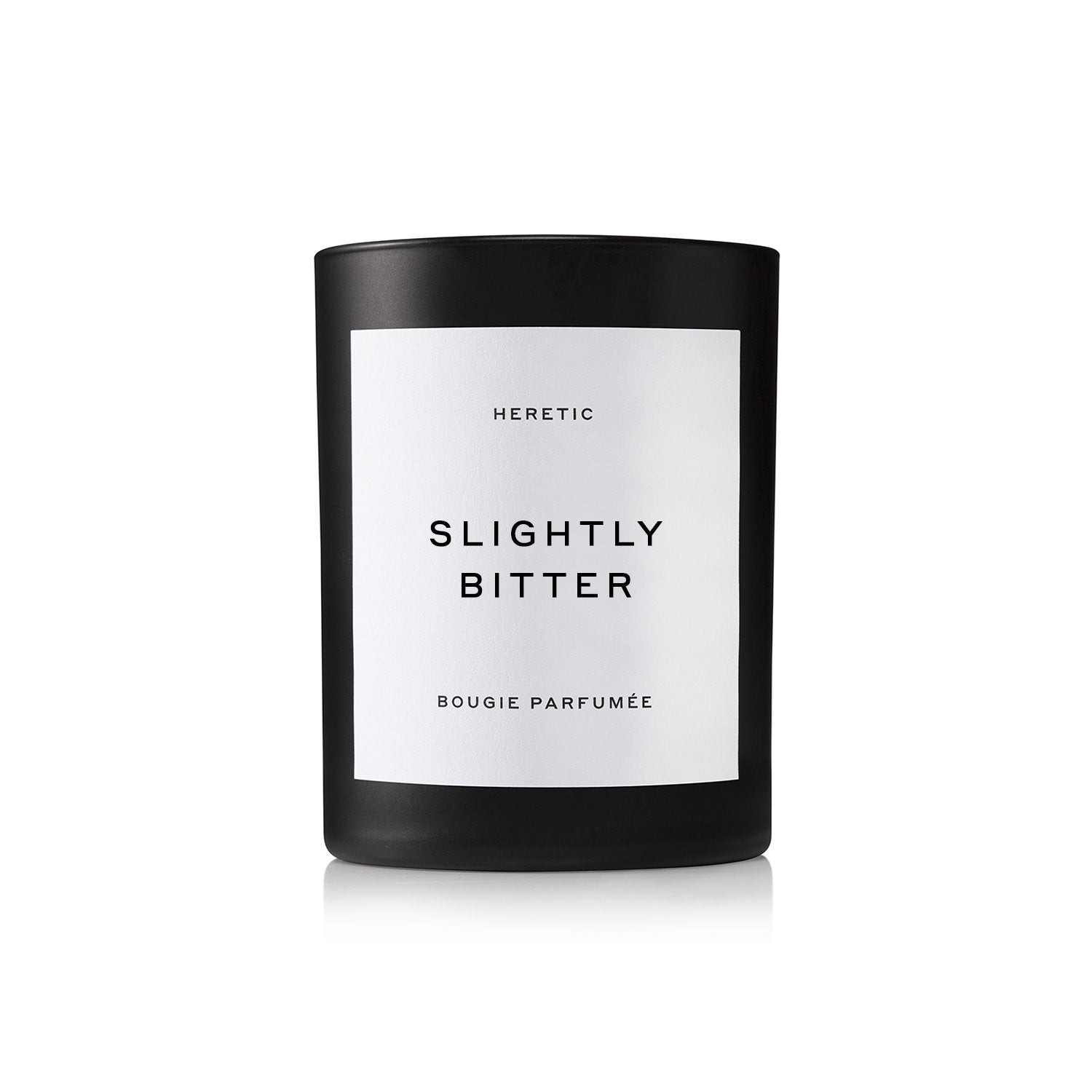Slightly Bitter Candle