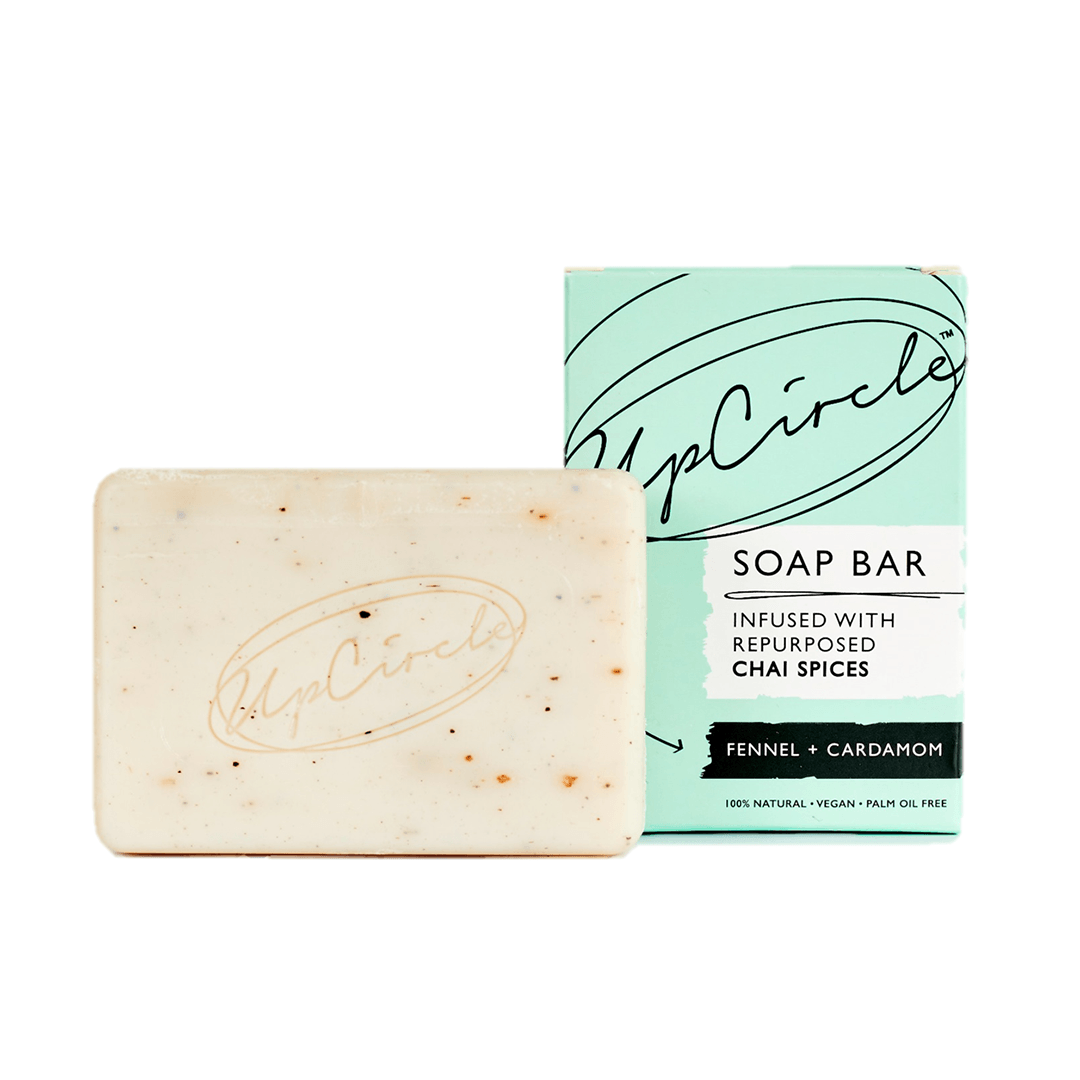 Fennel + Cardamom Chai Soap Bar