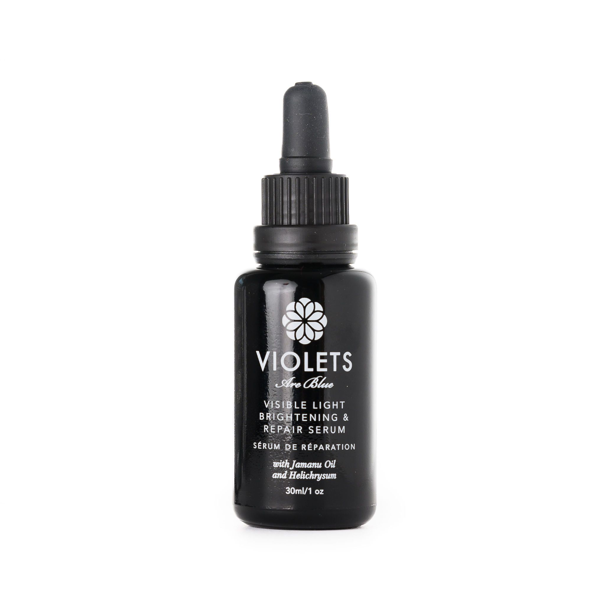 Visible Light Brightening and Repair Serum with Tamanu and Helichrysum