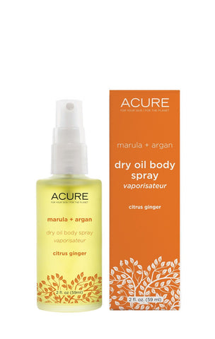 Acure Organics Citrus Ginger Dry Oil Spray