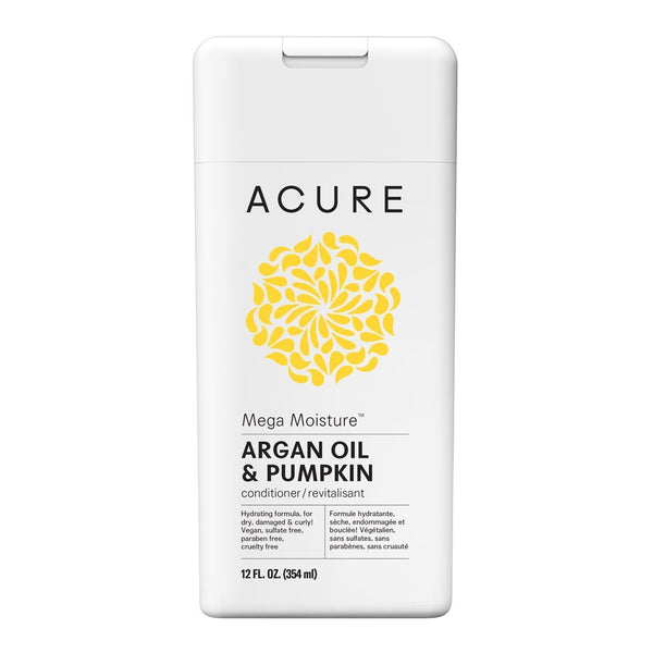 Mega Moisture Conditioner - Argan | Acure Organics | Credo Beauty