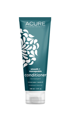 Acure Organics Smooth + Managable Conditioner