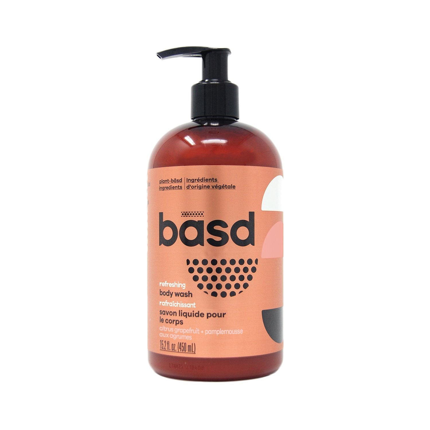 Refreshing Citrus Grapefruit Body Wash