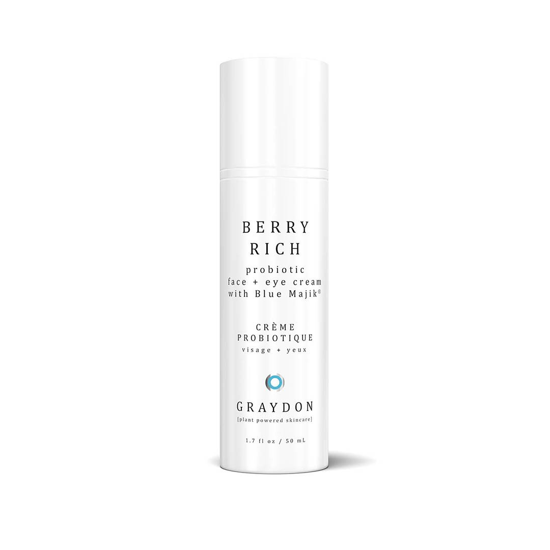 Berry Rich Probiotic Face + Eye Cream