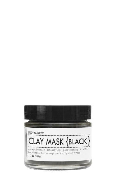 Clay Mask {Black}