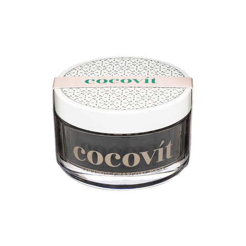 Coconut Charcoal Face Mask