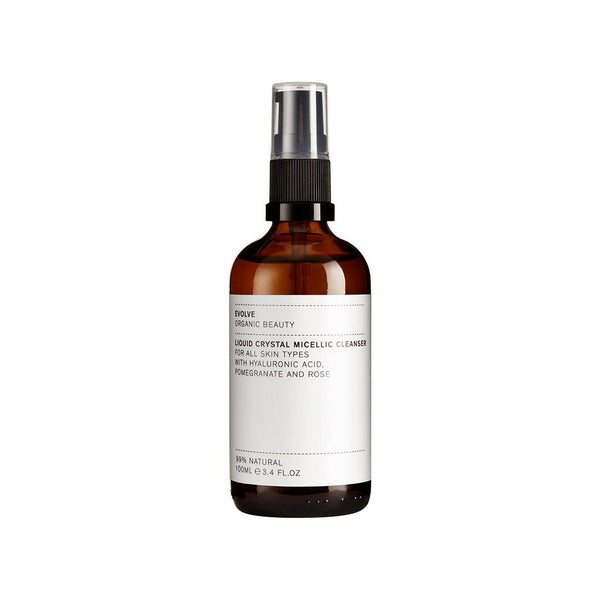Liquid Crystal Micellic Cleanser | Evolve Organic Skincare | Credo Beauty