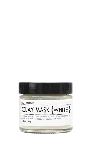 Clay Mask {White}
