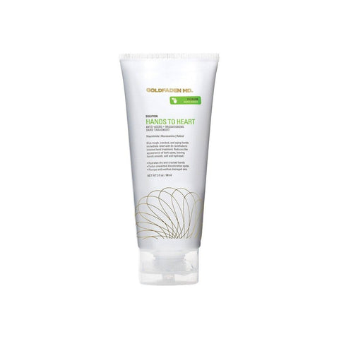 Hands to Heart Brightening Hand Treatment