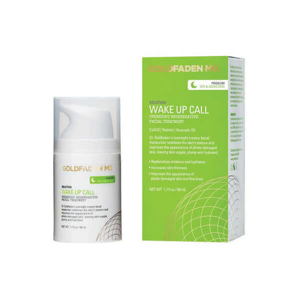 Wake Up Call Overnight Facial Treatment