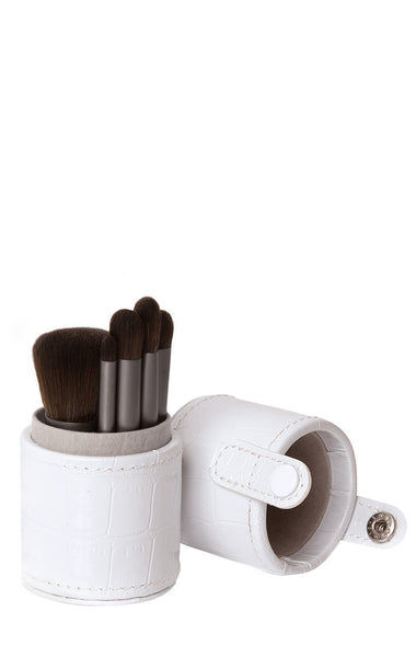 Petite Brush Collection - White