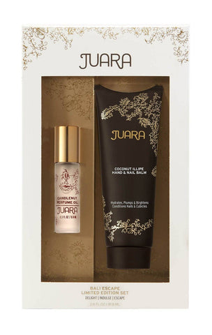 Juara Escape to Bali Limited Edition Set