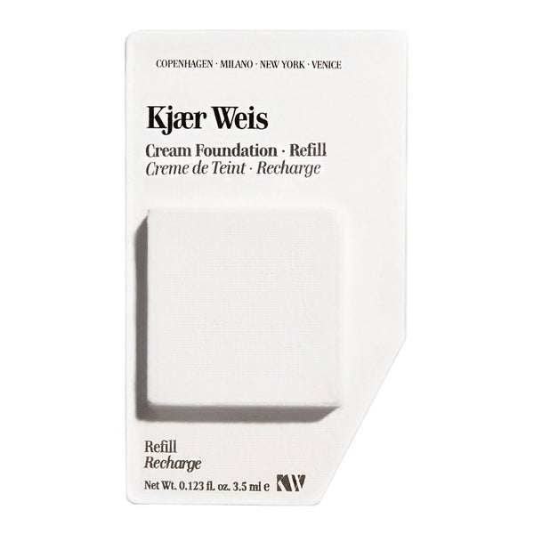 Kjaer Weis Cream Foundation Refill