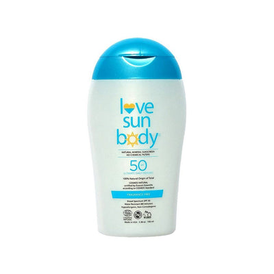 Mineral Sunscreen SPF 50 Fragrance-Free