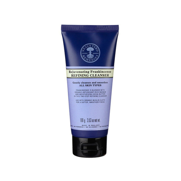 Rejuvenating Frankincense Refining Cleanser | Neal's Yard Remedies | Credo Beauty
