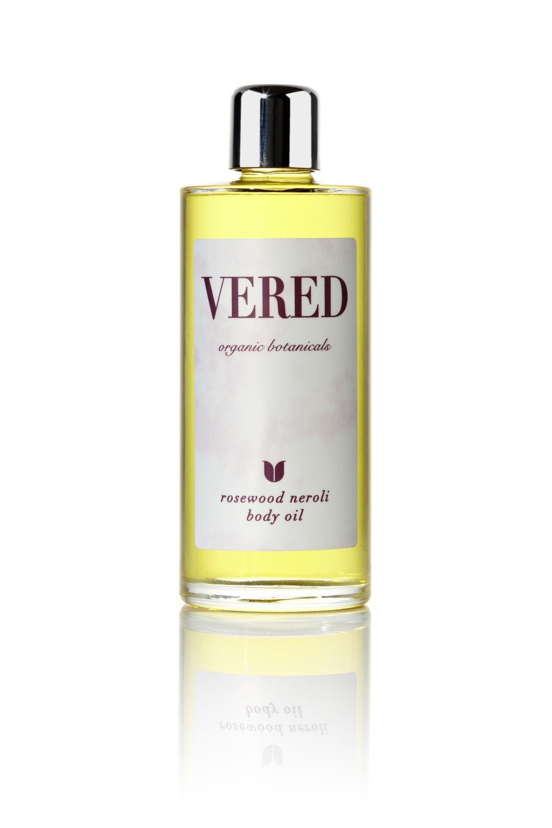 Vered Organic Botanicals Rosewood Neroli Body Oil