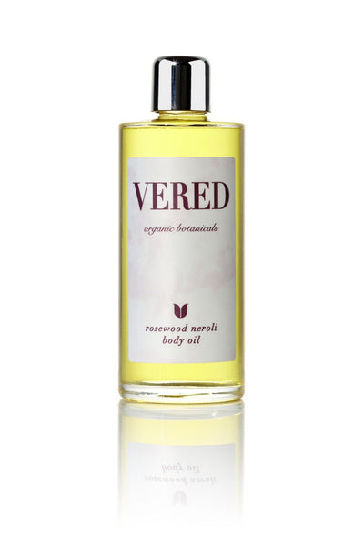 Rosewood Neroli Body Oil