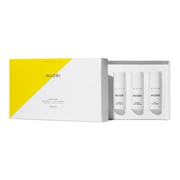 A Fresh Start: Nuori Discovery Set