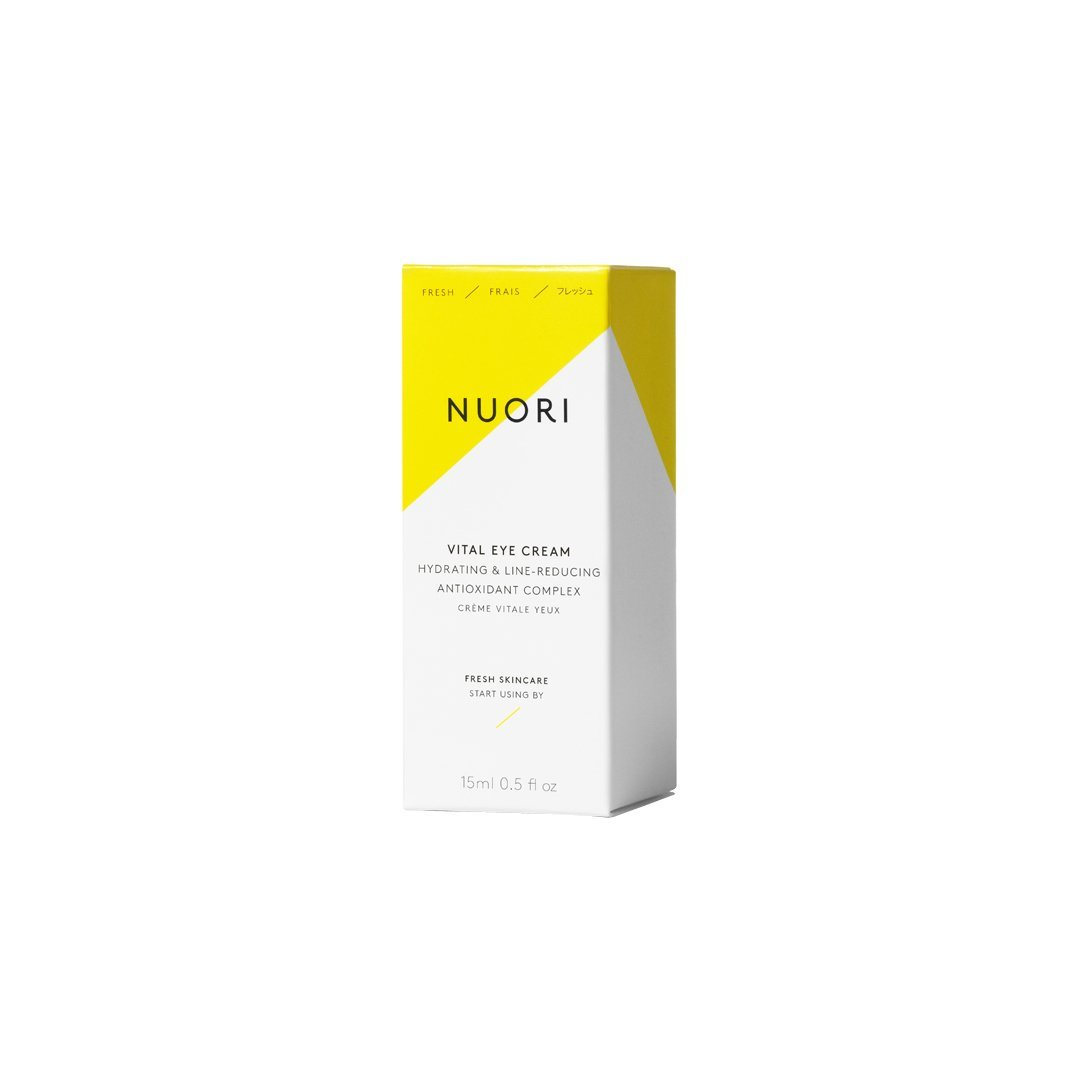 Vital Eye Cream | Nuori | Credo Beauty