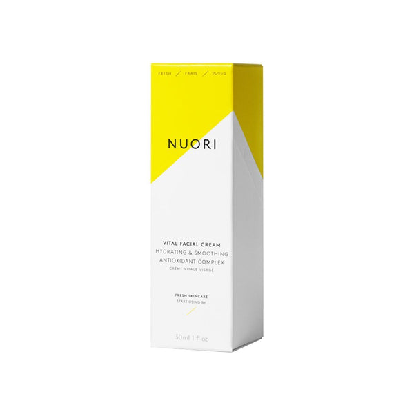 Vital Facial Cream | Nuori | Credo Beauty