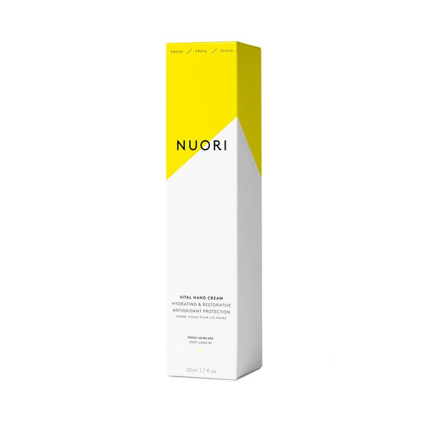 Vital Hand Cream | Nuori | Credo Beauty