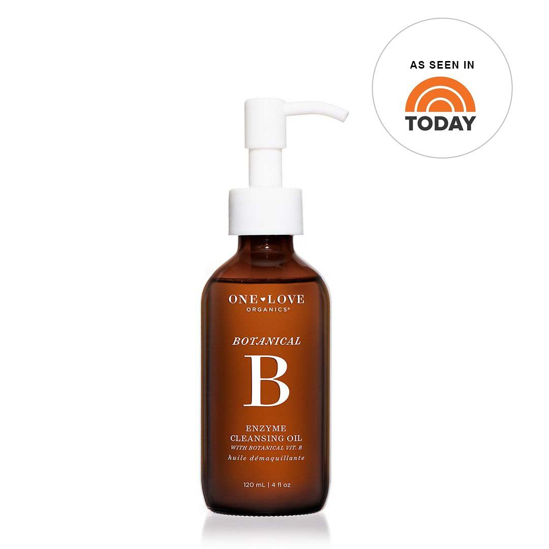 Botanical B Enzyme Cleansing Oil + Makeup Remover