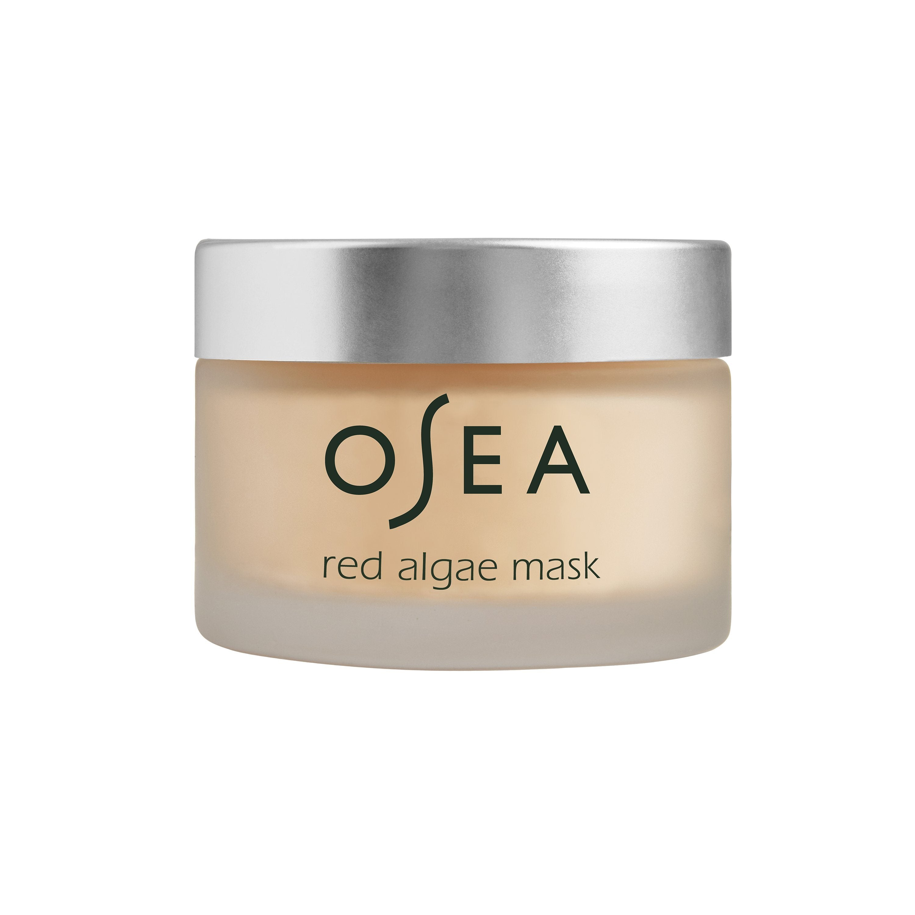 Red Algae Mask by Osea