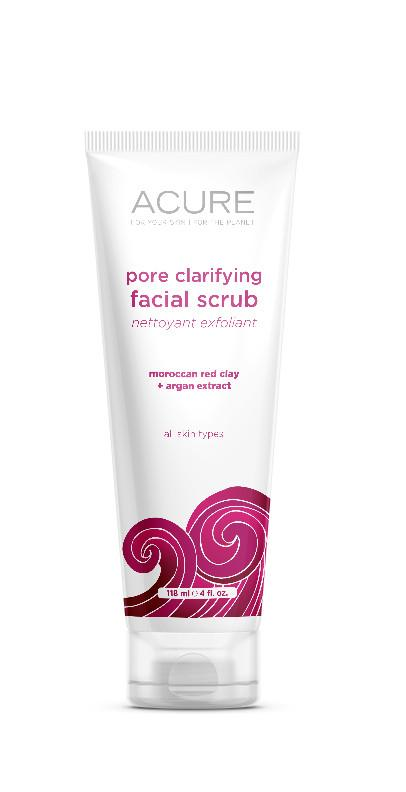 Pore Clarifying Facial Scrub